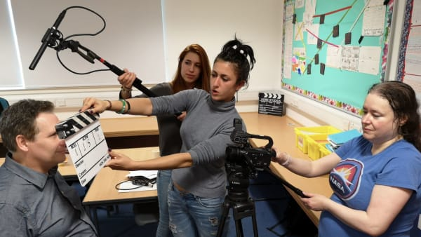 INTRODUCTION TO SHORT FILMMAKING – INTERMEDIATE