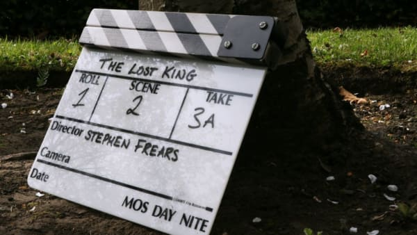 Shadowing opportunities on 'The Lost King' directed by Stephen Frears