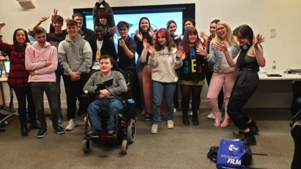 BFI Film Academy – That's a Wrap!