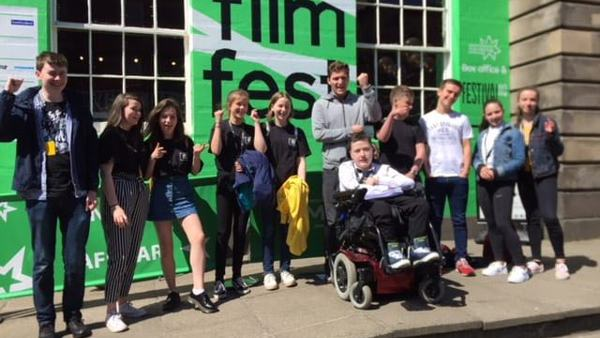 Edinburgh & Lothians Schools Film Competition